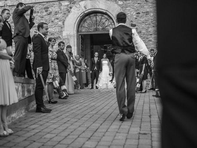 La boda de Joseba  y Jariza  en Murguia, Álava 9