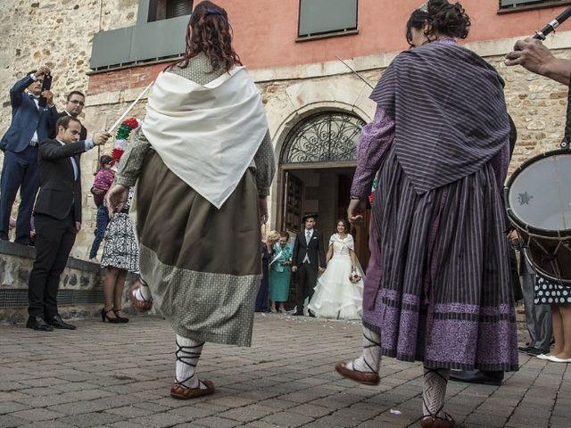 La boda de Joseba  y Jariza  en Murguia, Álava 10