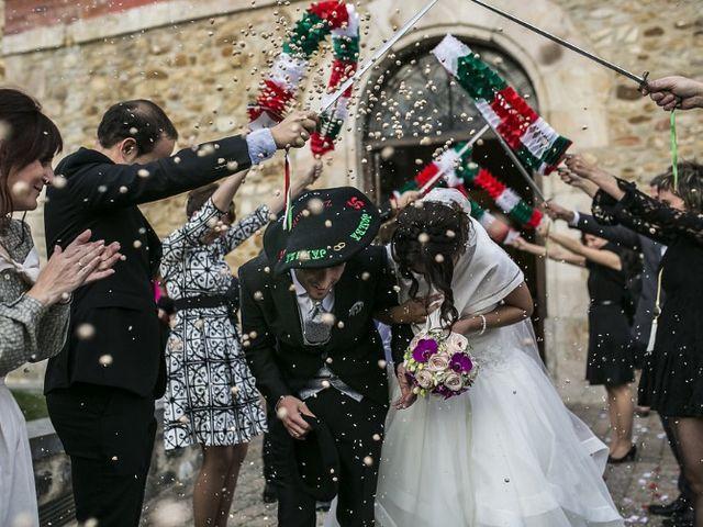 La boda de Joseba  y Jariza  en Murguia, Álava 11