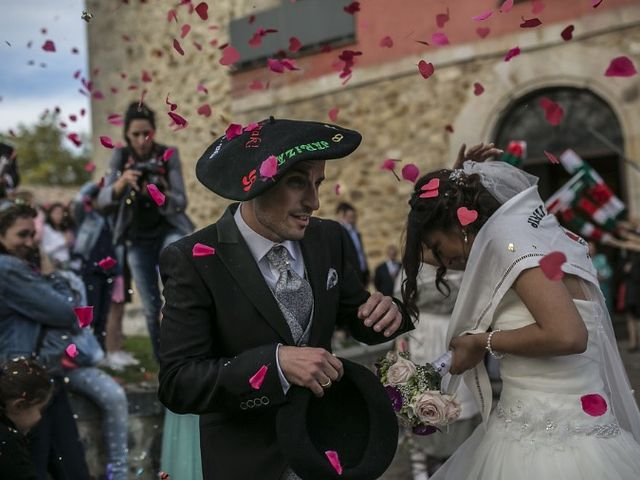 La boda de Joseba  y Jariza  en Murguia, Álava 12