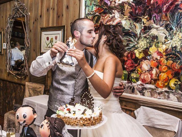 La boda de Joseba  y Jariza  en Murguia, Álava 14