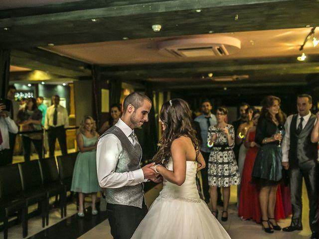 La boda de Joseba  y Jariza  en Murguia, Álava 15
