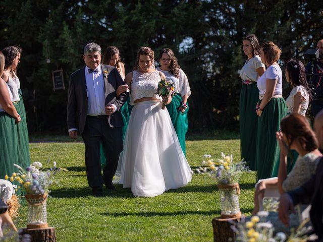 La boda de Jonathan y Vanessa en Igualada, Barcelona 1