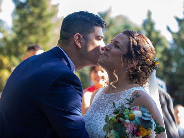 La boda de Jonathan y Vanessa en Igualada, Barcelona 2