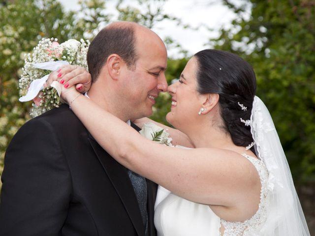 La boda de Desiré y Iván