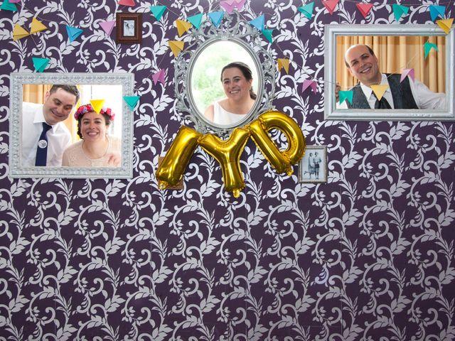 La boda de Iván y Desiré en Noreña, Asturias 26