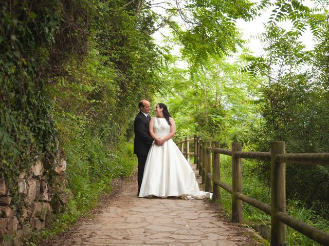 La boda de Iván y Desiré en Noreña, Asturias 29