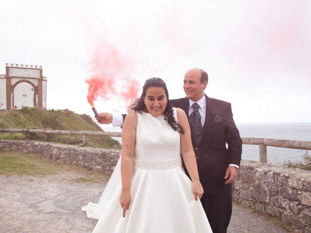 La boda de Iván y Desiré en Noreña, Asturias 39