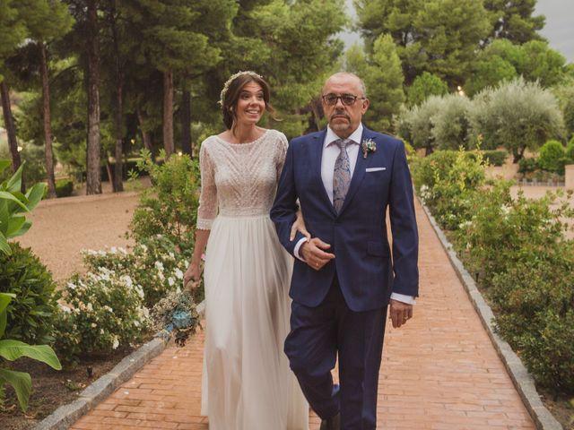 La boda de Sergio y Davinia en Toledo, Toledo 19