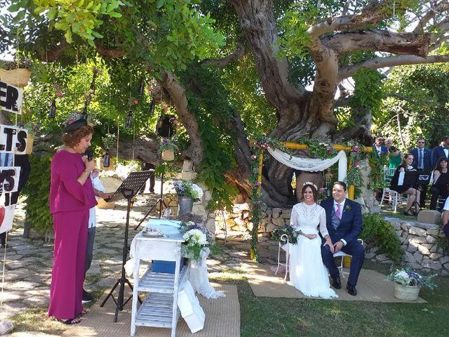 La boda de Marc y Amanda en Dénia, Alicante 1
