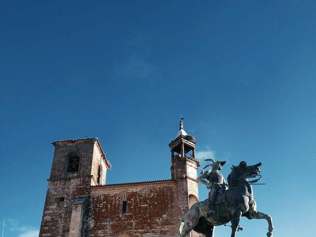 La boda de Raquel y Carlos en Trujillo, Cáceres 2