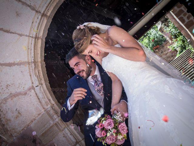 La boda de Míriam y Rubén