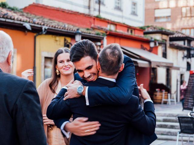 La boda de Angel y Cris en Avilés, Asturias 35