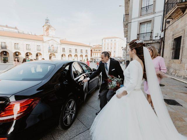 La boda de Angel y Cris en Avilés, Asturias 36