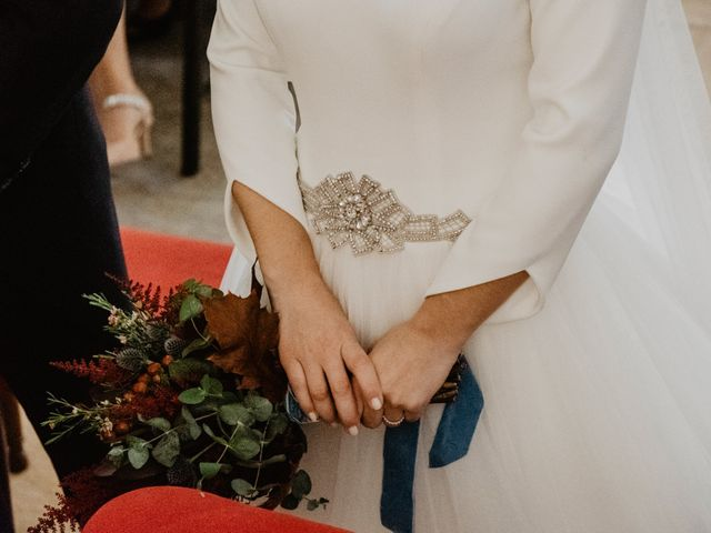 La boda de Angel y Cris en Avilés, Asturias 42