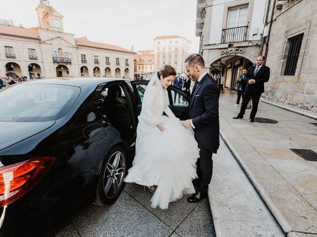 La boda de Angel y Cris en Avilés, Asturias 53
