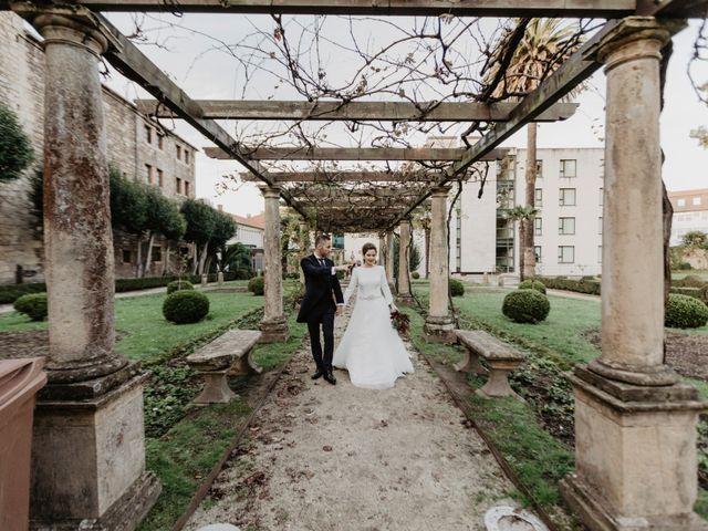 La boda de Angel y Cris en Avilés, Asturias 56