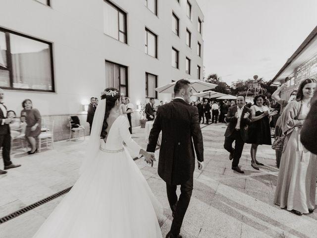 La boda de Angel y Cris en Avilés, Asturias 73