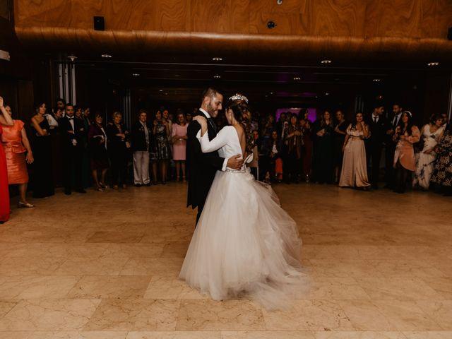 La boda de Angel y Cris en Avilés, Asturias 84