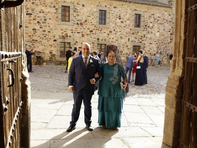 La boda de Miguel Ángel y Cristina en Cáceres, Cáceres 14