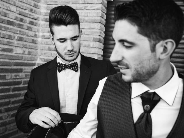 La boda de Imanol y Carmen en Granada, Granada 12
