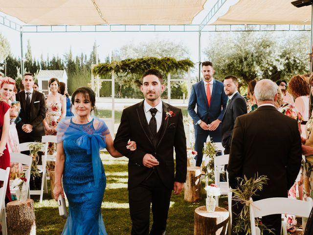 La boda de Imanol y Carmen en Granada, Granada 14