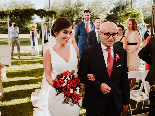 La boda de Imanol y Carmen en Granada, Granada 15