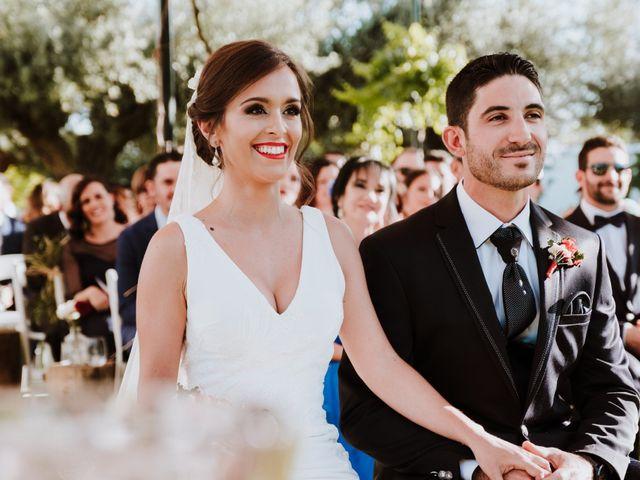 La boda de Imanol y Carmen en Granada, Granada 18