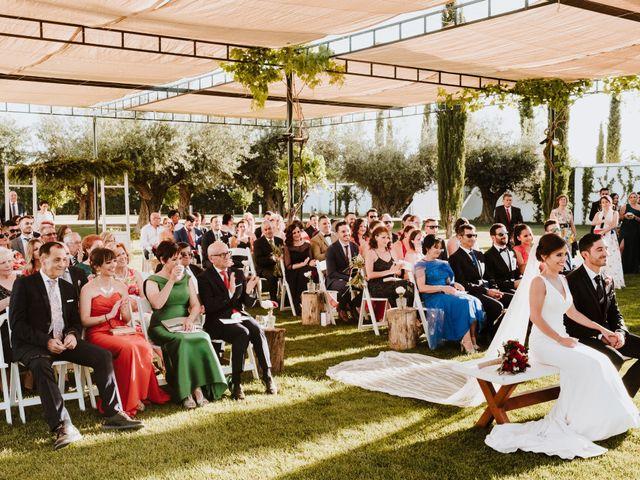 La boda de Imanol y Carmen en Granada, Granada 20