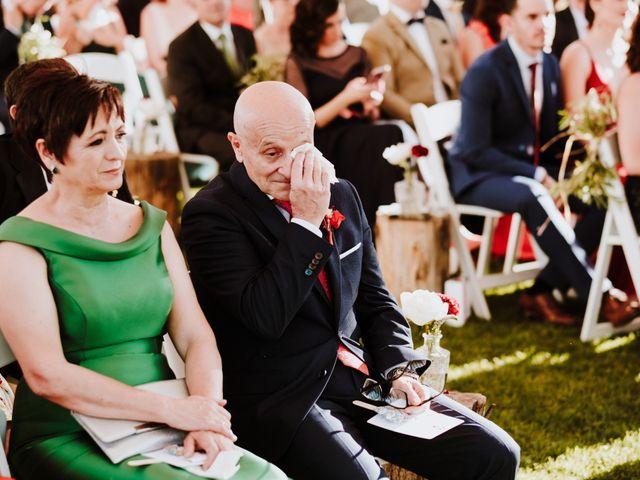 La boda de Imanol y Carmen en Granada, Granada 21