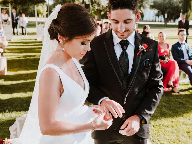 La boda de Imanol y Carmen en Granada, Granada 22