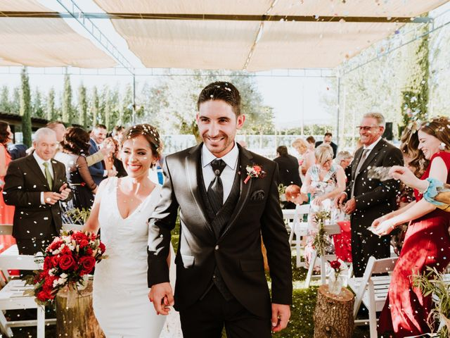 La boda de Imanol y Carmen en Granada, Granada 24