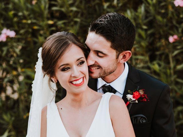 La boda de Imanol y Carmen en Granada, Granada 26