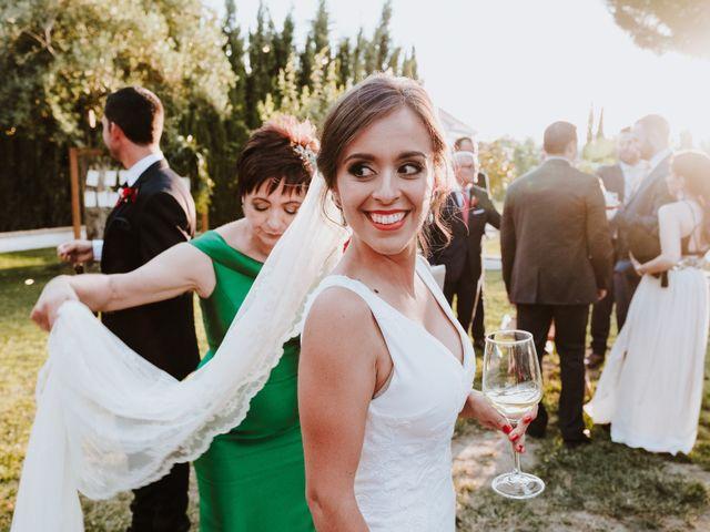La boda de Imanol y Carmen en Granada, Granada 29