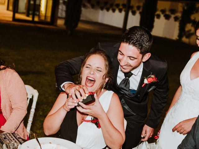 La boda de Imanol y Carmen en Granada, Granada 39