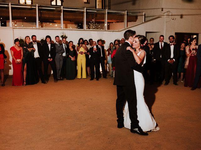 La boda de Imanol y Carmen en Granada, Granada 41