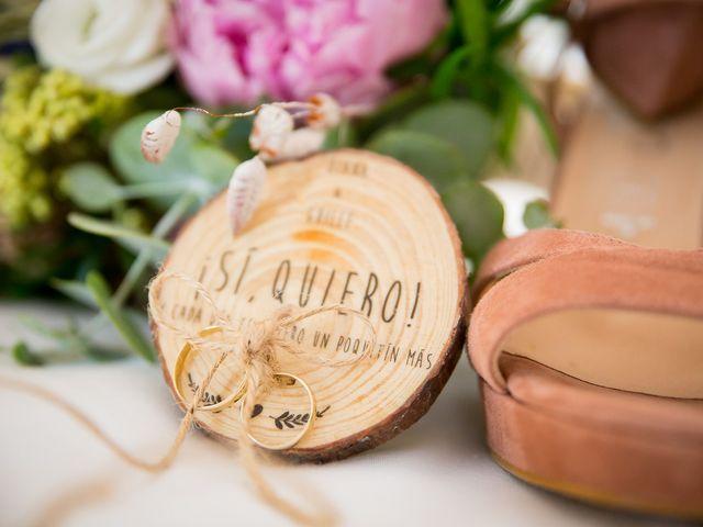 La boda de Guille y Diana en El Escorial, Madrid 9
