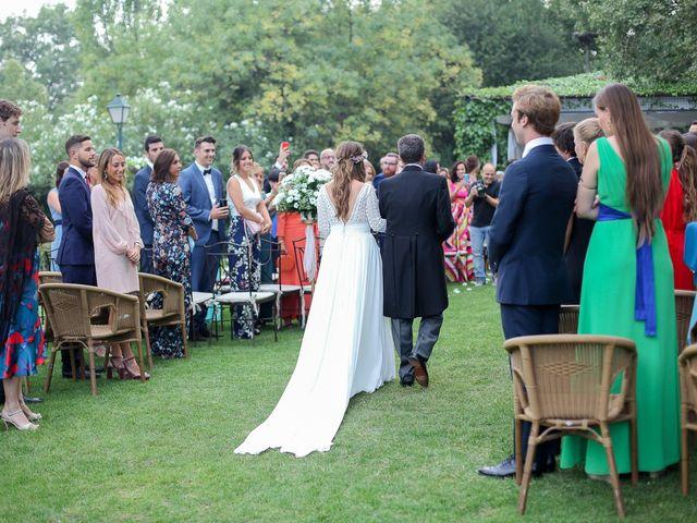 La boda de Guille y Diana en El Escorial, Madrid 13