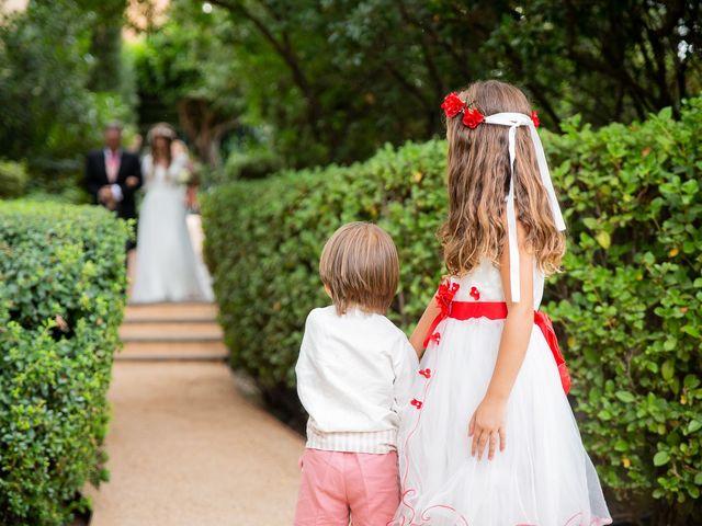 La boda de Guille y Diana en El Escorial, Madrid 18