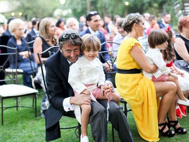 La boda de Guille y Diana en El Escorial, Madrid 24