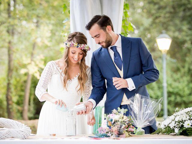 La boda de Guille y Diana en El Escorial, Madrid 26