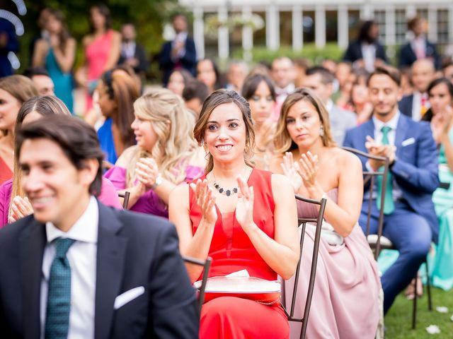 La boda de Guille y Diana en El Escorial, Madrid 30