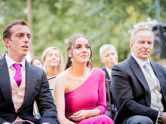 La boda de Guille y Diana en El Escorial, Madrid 42