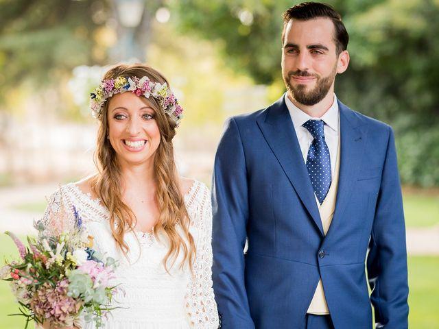 La boda de Guille y Diana en El Escorial, Madrid 52
