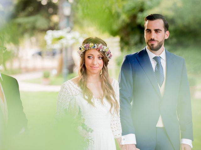 La boda de Guille y Diana en El Escorial, Madrid 54
