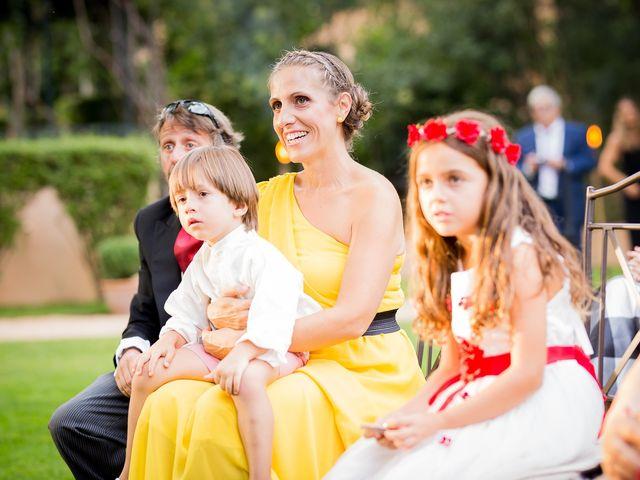 La boda de Guille y Diana en El Escorial, Madrid 56
