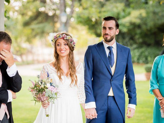 La boda de Guille y Diana en El Escorial, Madrid 57