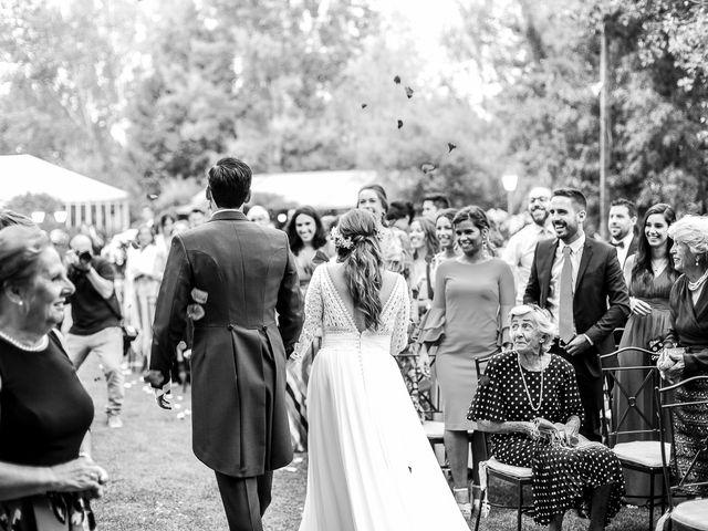 La boda de Guille y Diana en El Escorial, Madrid 58