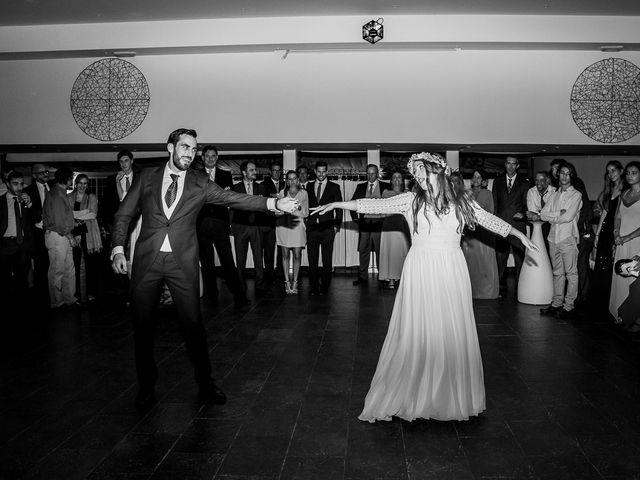 La boda de Guille y Diana en El Escorial, Madrid 80