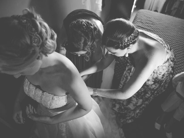 La boda de Deborah y Ruben